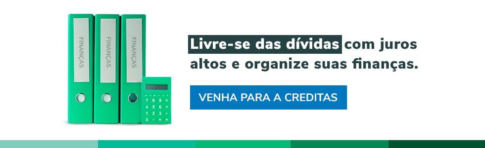 Acessar https://www.creditas.com/dividas